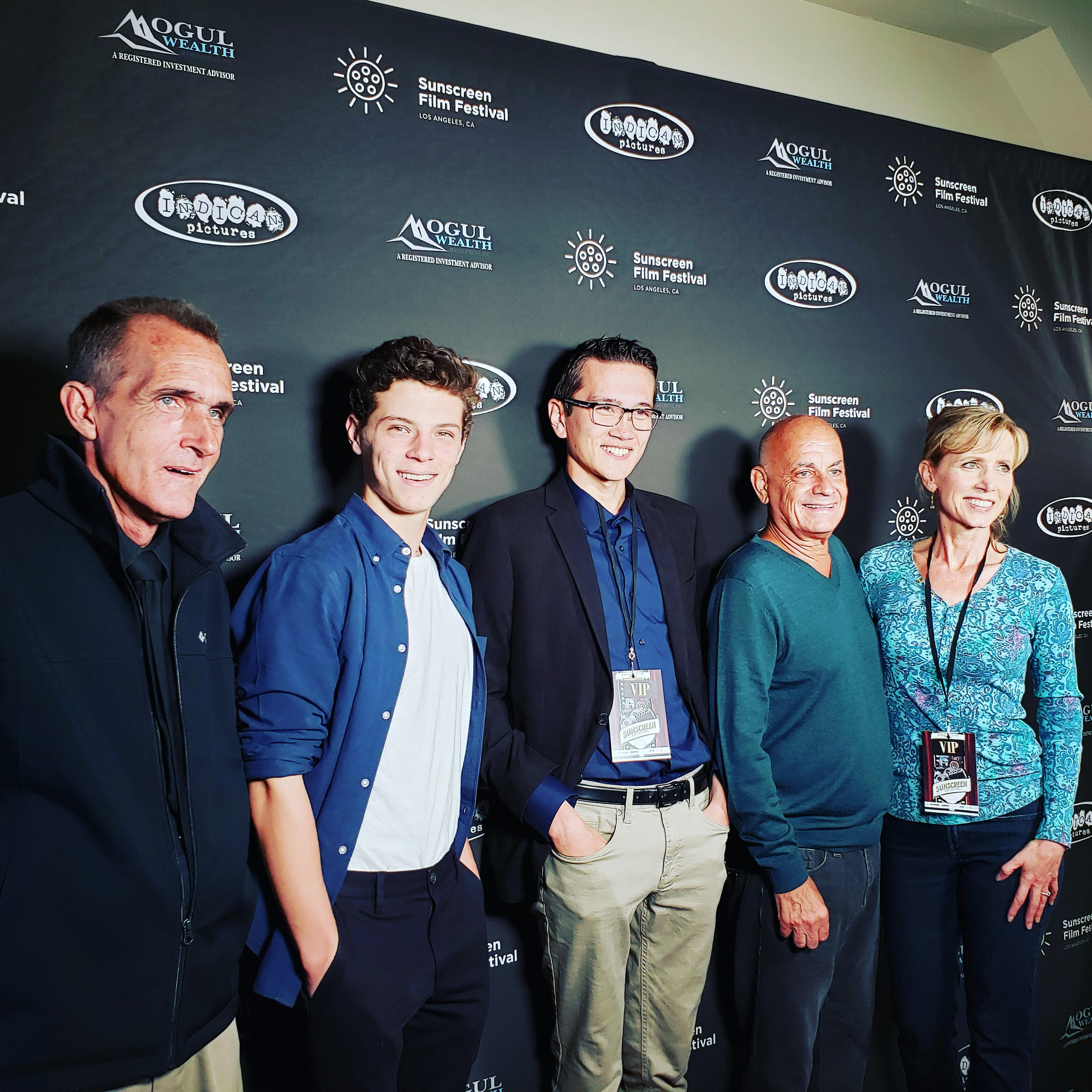Sunscreen Film Festival West Premiere Cast for A Night In Jail